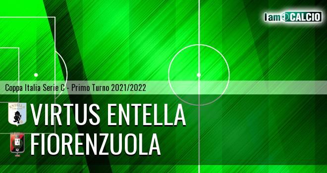 Virtus Entella - Fiorenzuola