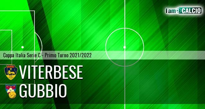 Viterbese - Gubbio
