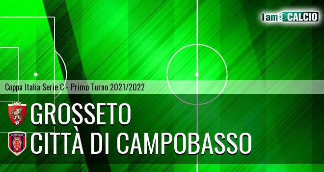 Grosseto - Città di Campobasso