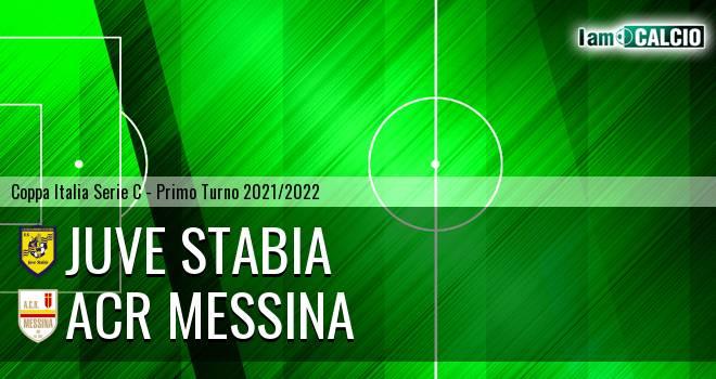 Juve Stabia - ACR Messina