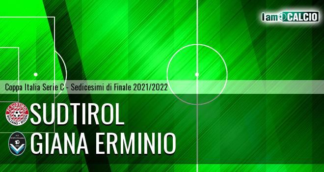 Sudtirol - Giana Erminio