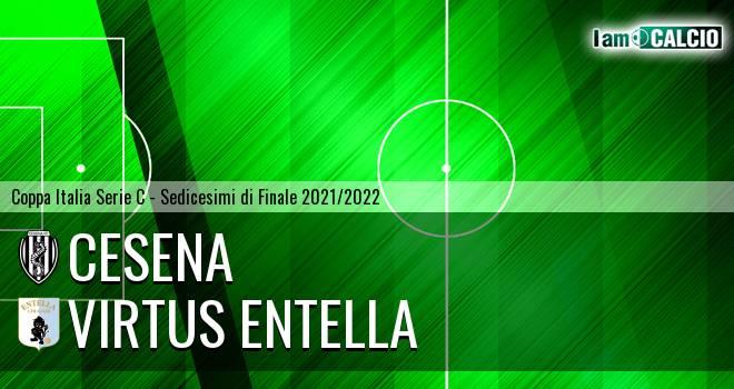 Cesena - Virtus Entella