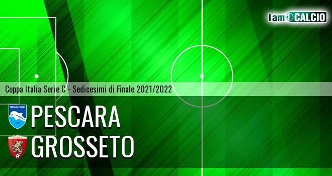 Pescara - Grosseto