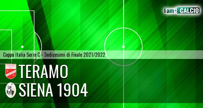 Teramo - Siena 1904