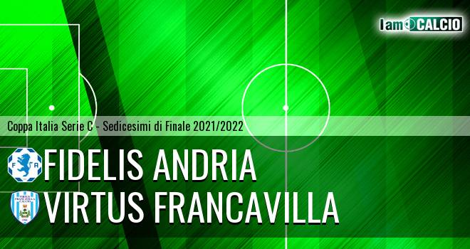 Fidelis Andria - Virtus Francavilla