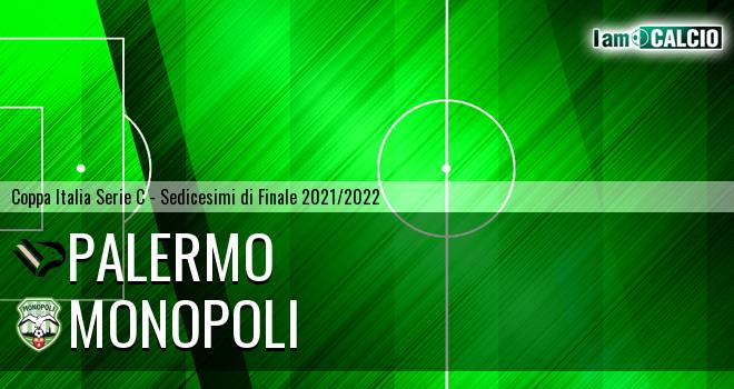 Palermo - Monopoli
