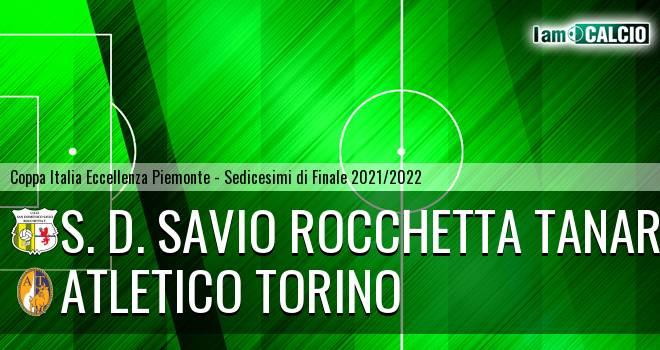 S. D. Savio Rocchetta Tanaro - Atletico Torino