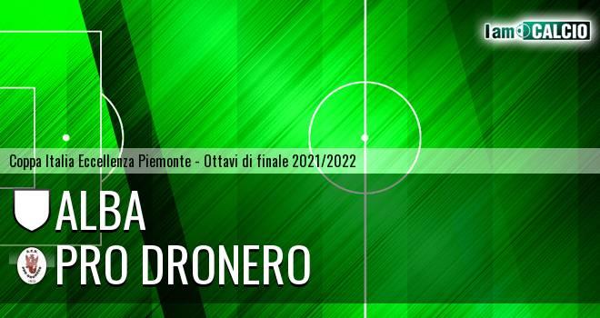 Alba - Pro Dronero