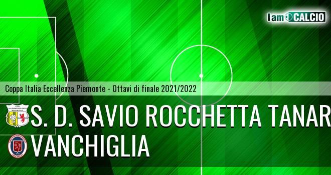 S. D. Savio Rocchetta Tanaro - Vanchiglia