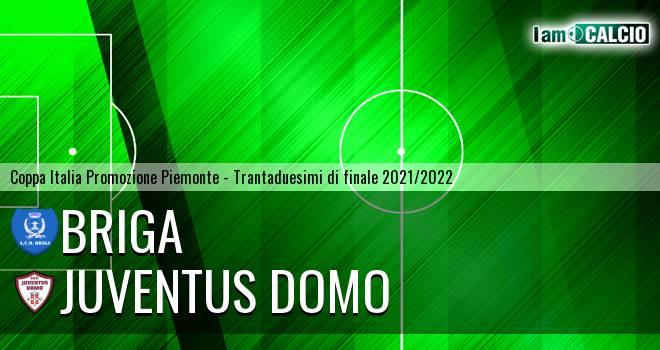 Briga - Juventus Domo