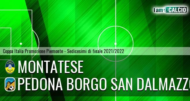 Montatese - Pedona Borgo San Dalmazzo