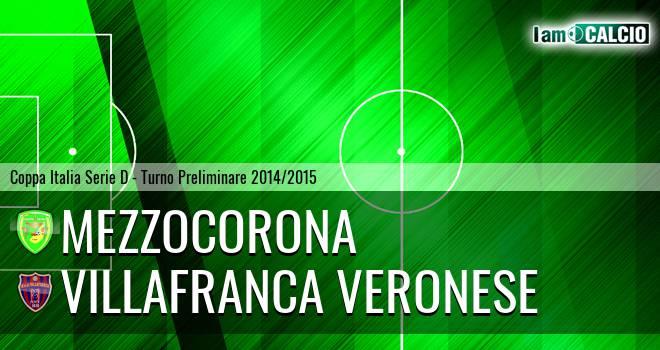 Mezzocorona - Villafranca Veronese