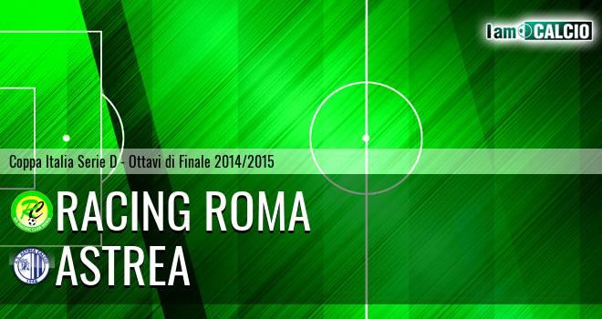 Racing Roma - Astrea