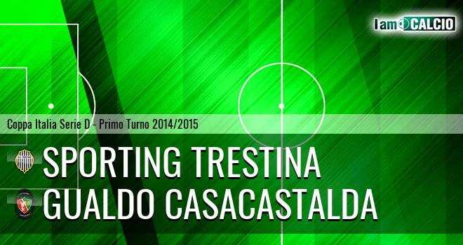 Sporting Trestina - Gualdo Casacastalda