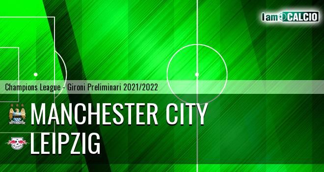 Manchester City - Leipzig