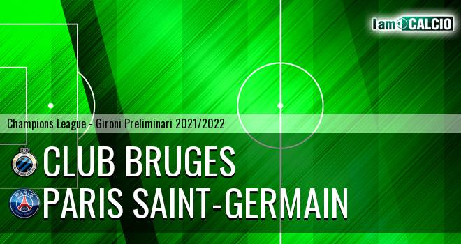 Club Bruges - Paris Saint-Germain