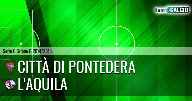 Città di Pontedera - L'Aquila