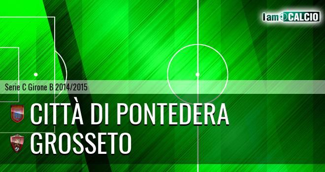 Città di Pontedera - Grosseto