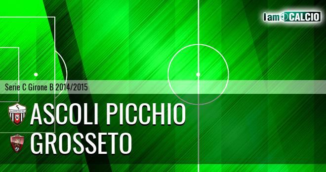 Ascoli - Grosseto