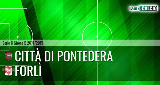 Città di Pontedera - Forlì