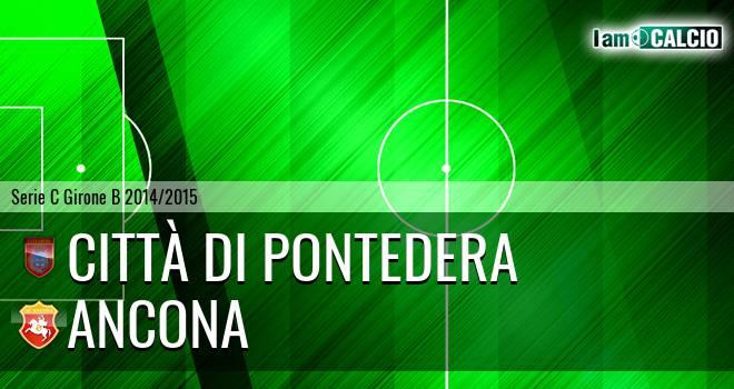 Città di Pontedera - Ancona