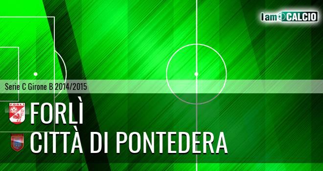 Forlì - Città di Pontedera