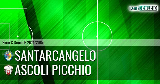 Santarcangelo - Ascoli