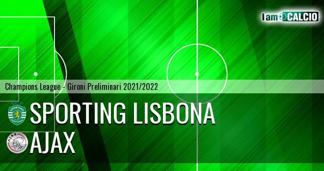 Sporting Lisbona - Ajax