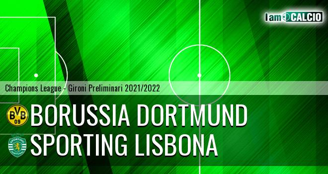 Borussia Dortmund - Sporting Lisbona