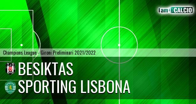 Besiktas - Sporting Lisbona