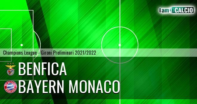 Benfica - Bayern Monaco