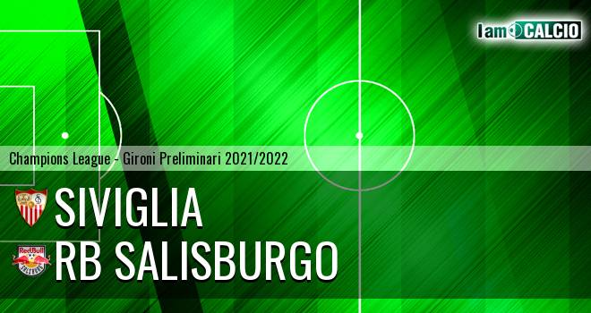 Siviglia - RB Salisburgo