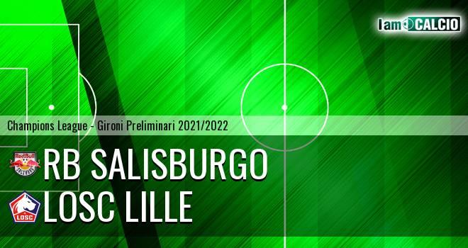 RB Salisburgo - LOSC Lille