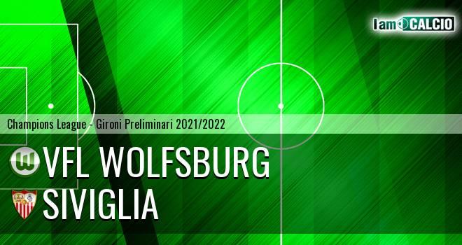 VfL Wolfsburg - Siviglia