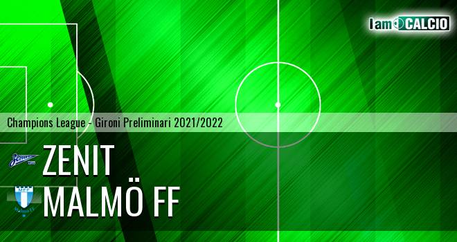 Zenit - Malmö FF