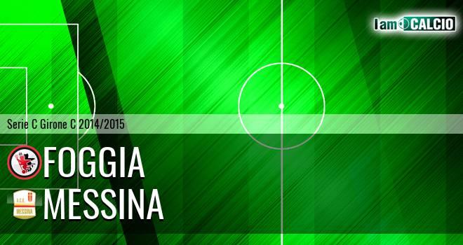 Foggia - ACR Messina