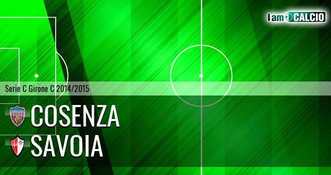 Cosenza - Savoia