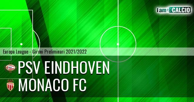 PSV Eindhoven - Monaco FC