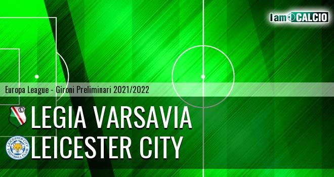 Legia Varsavia - Leicester City