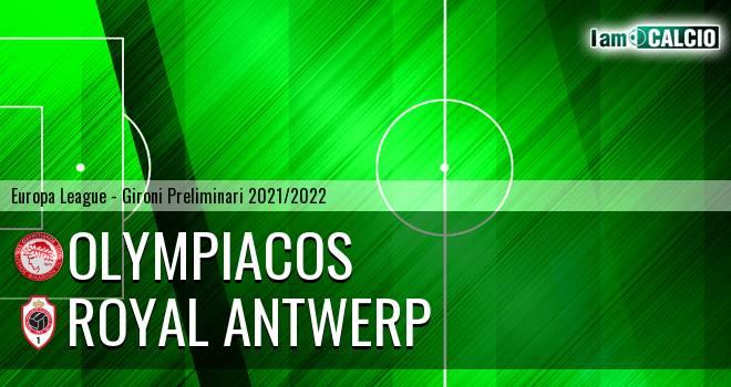 Olympiacos - Royal Antwerp