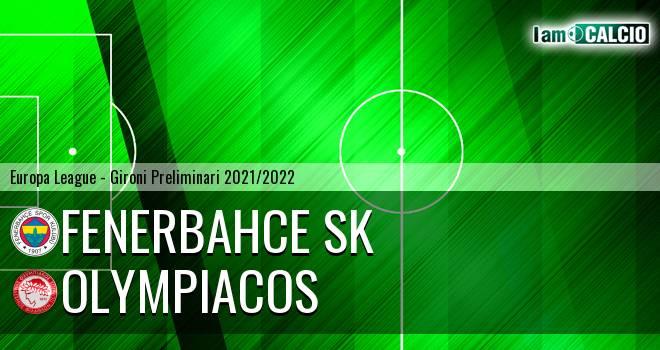 Fenerbahce SK - Olympiacos