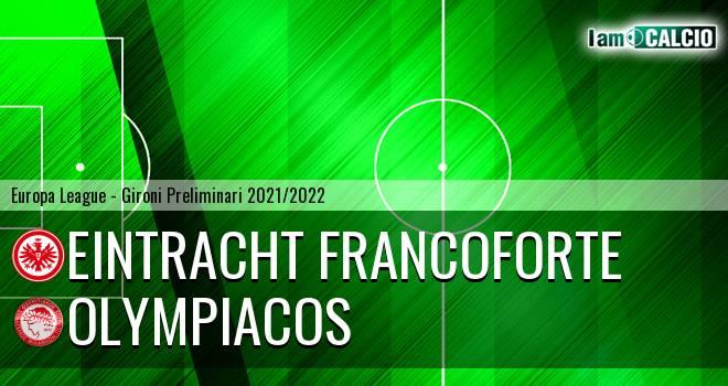 Eintracht Francoforte - Olympiacos