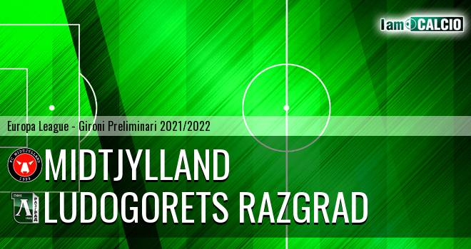 Midtjylland - Ludogorets Razgrad