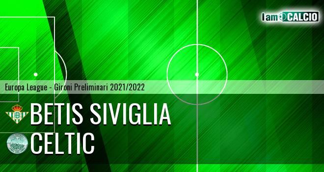 Betis Siviglia - Celtic