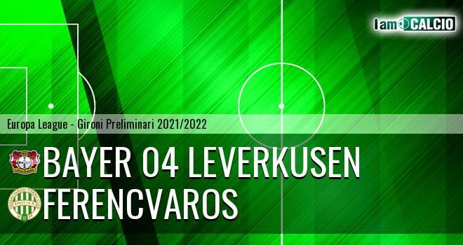 Bayer 04 Leverkusen - Ferencvaros