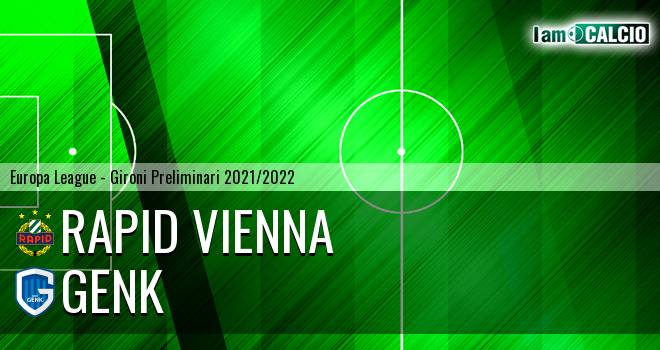 Rapid Vienna - Genk
