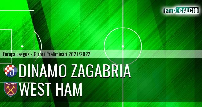 Dinamo Zagabria - West Ham