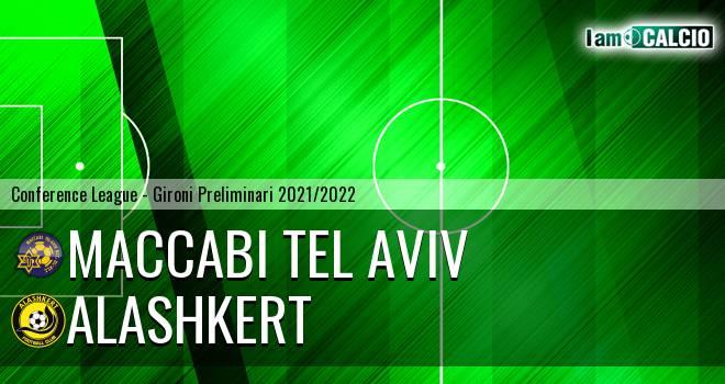 Maccabi Tel Aviv - Alashkert