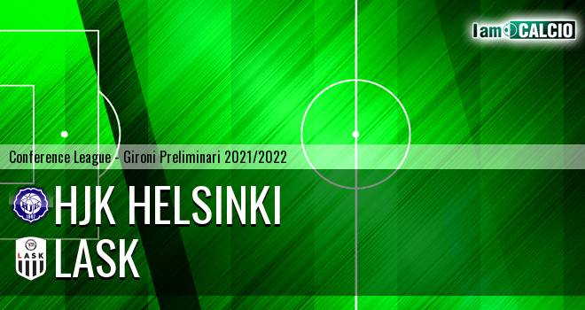 HJK Helsinki - LASK