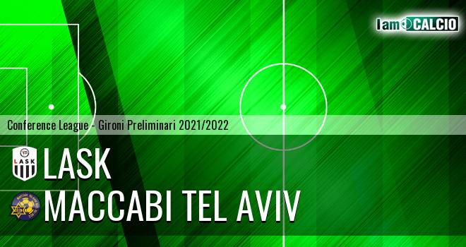 LASK - Maccabi Tel Aviv